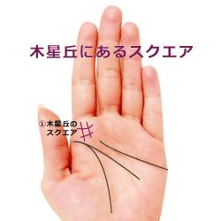 玉井紋の手相